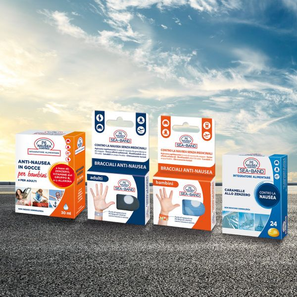 Packaging prodotti anti nausea P6